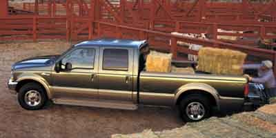 Pre-Owned 2004 Ford Super Duty F-250 XLT