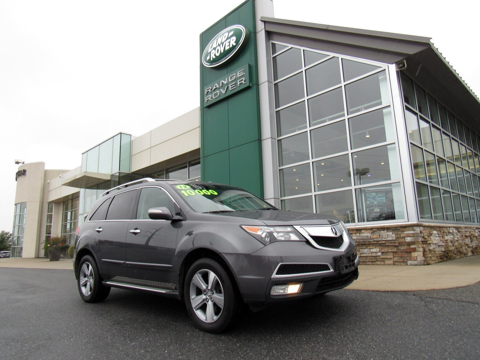 Pre-Owned 2012 Acura MDX 4DR AWD