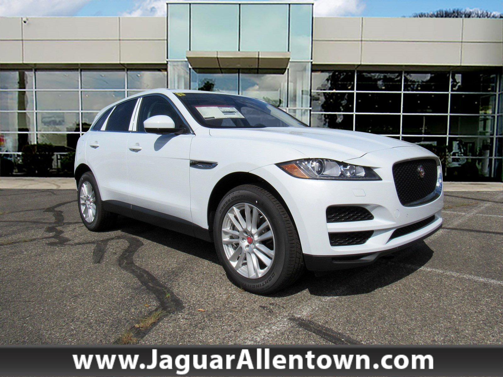 New 2019 Jaguar F Pace Suv In Allentown 10104 Jaguar Allentown
