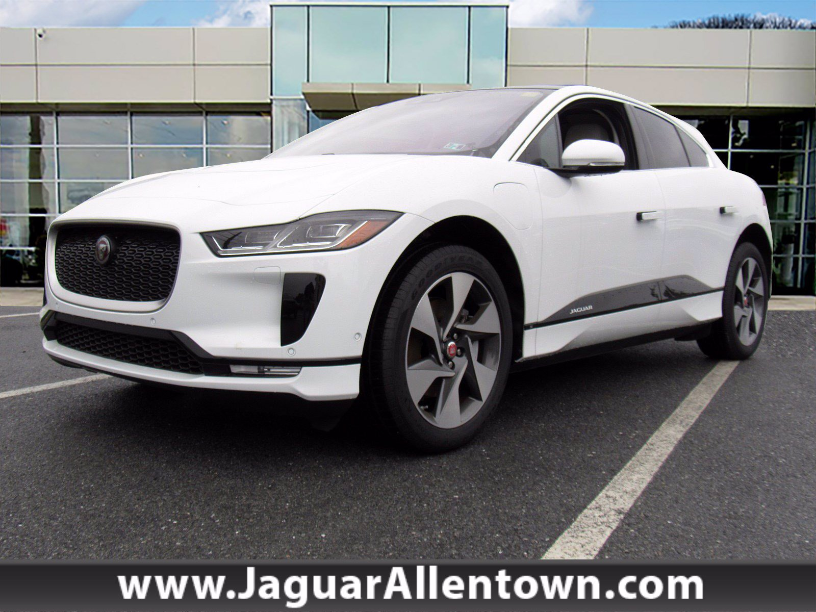 New 2020 Jaguar I-PACE S With Navigation & AWD
