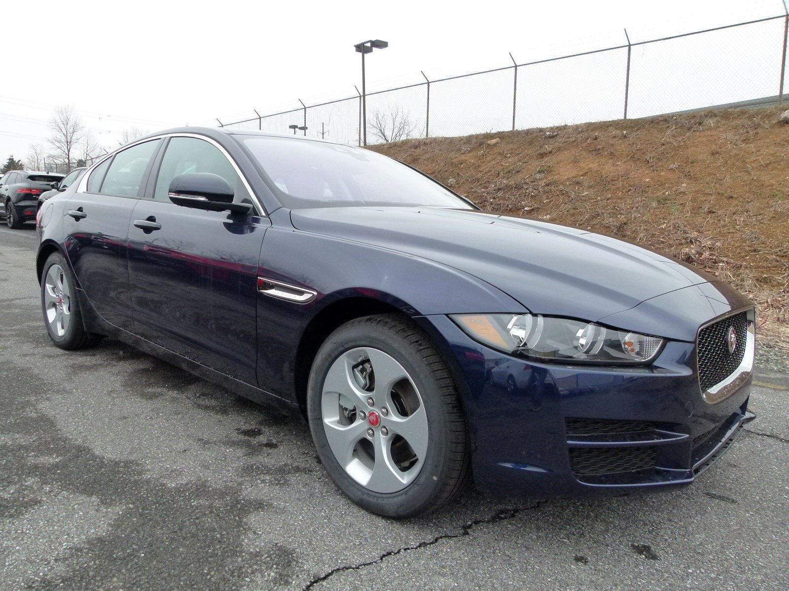 NEW 2018 JAGUAR XE 20D AWD