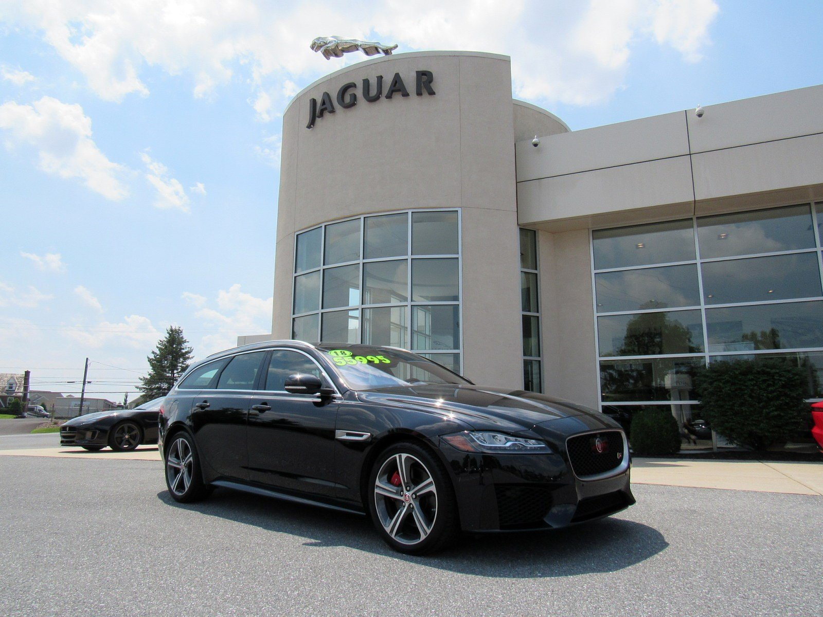Certified Pre-Owned 2018 Jaguar XF First Edition