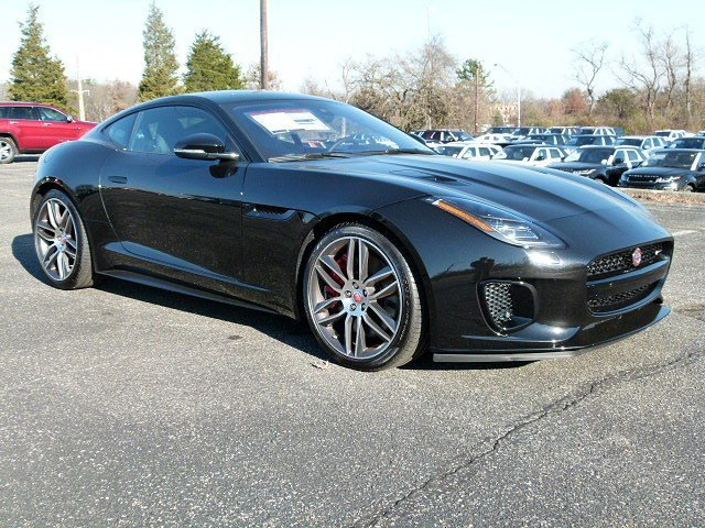New 2018 Jaguar F TYPE R Dynamic