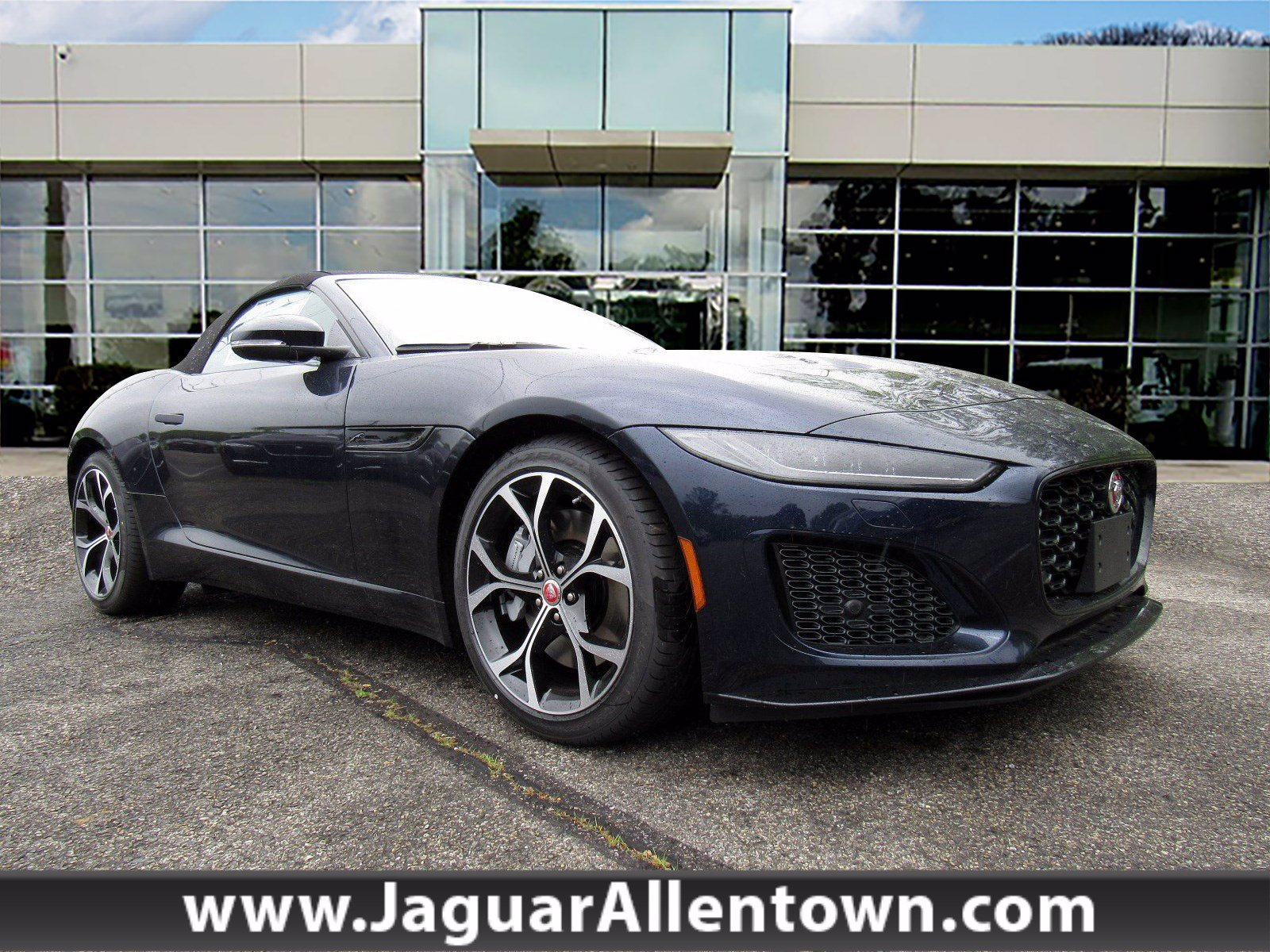 New 2021 Jaguar F-TYPE P300 Convertible in Allentown ...