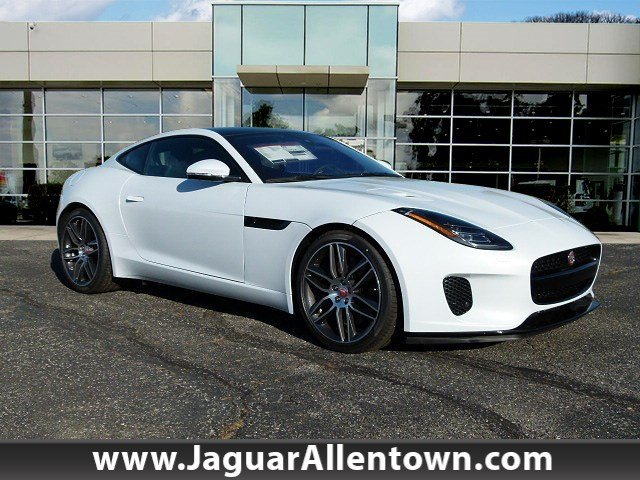 New 2018 Jaguar F Type 380hp