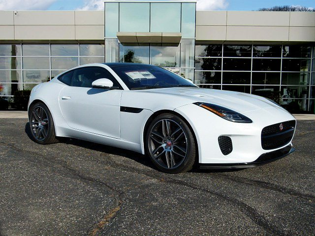 Pre-Owned 2018 Jaguar F-TYPE 380HP