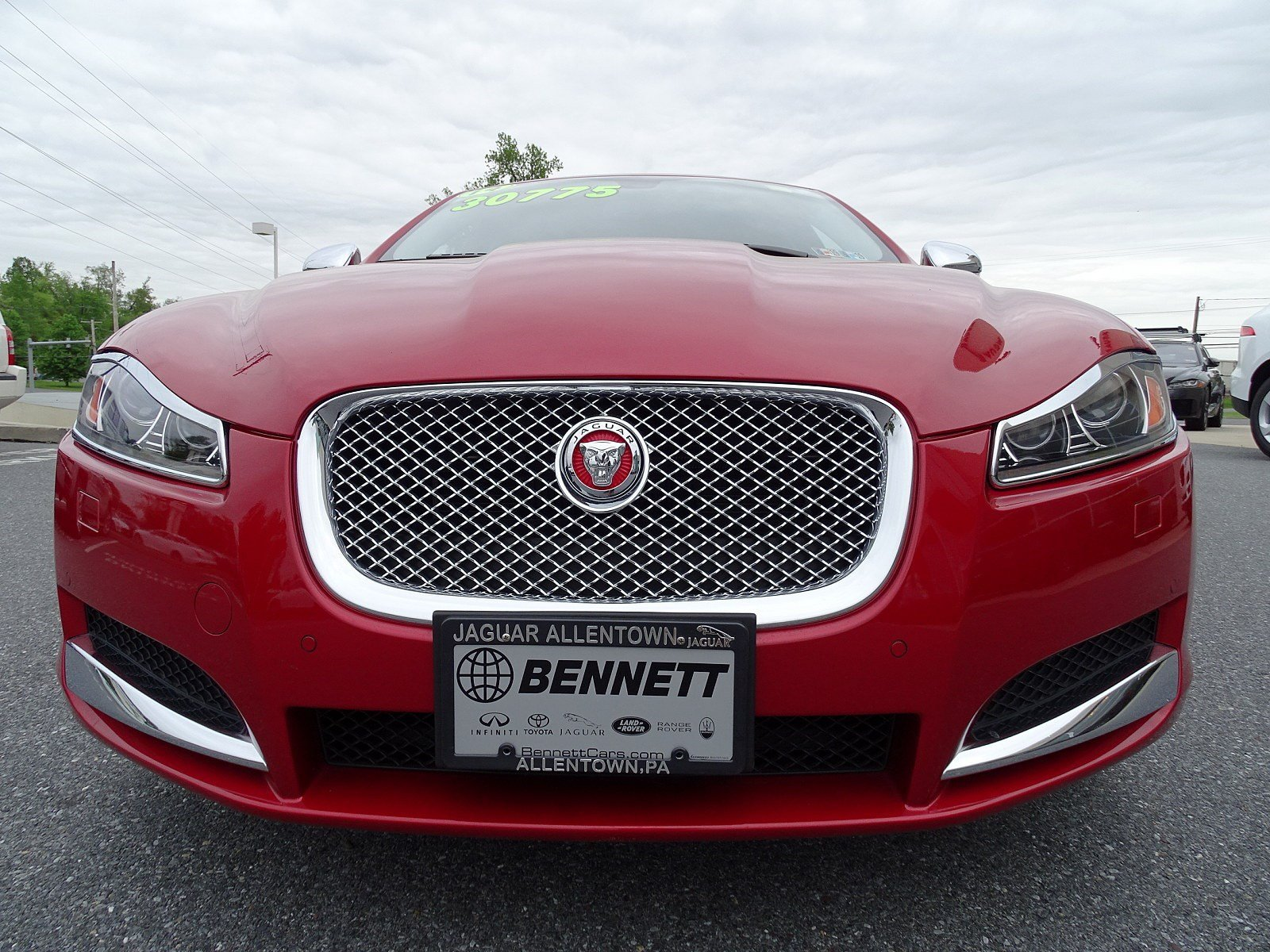 shreveport pre inventory rwd r f owned in car type jaguar