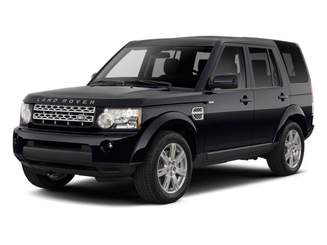 Pre-Owned 2012 Land Rover LR4 LUX