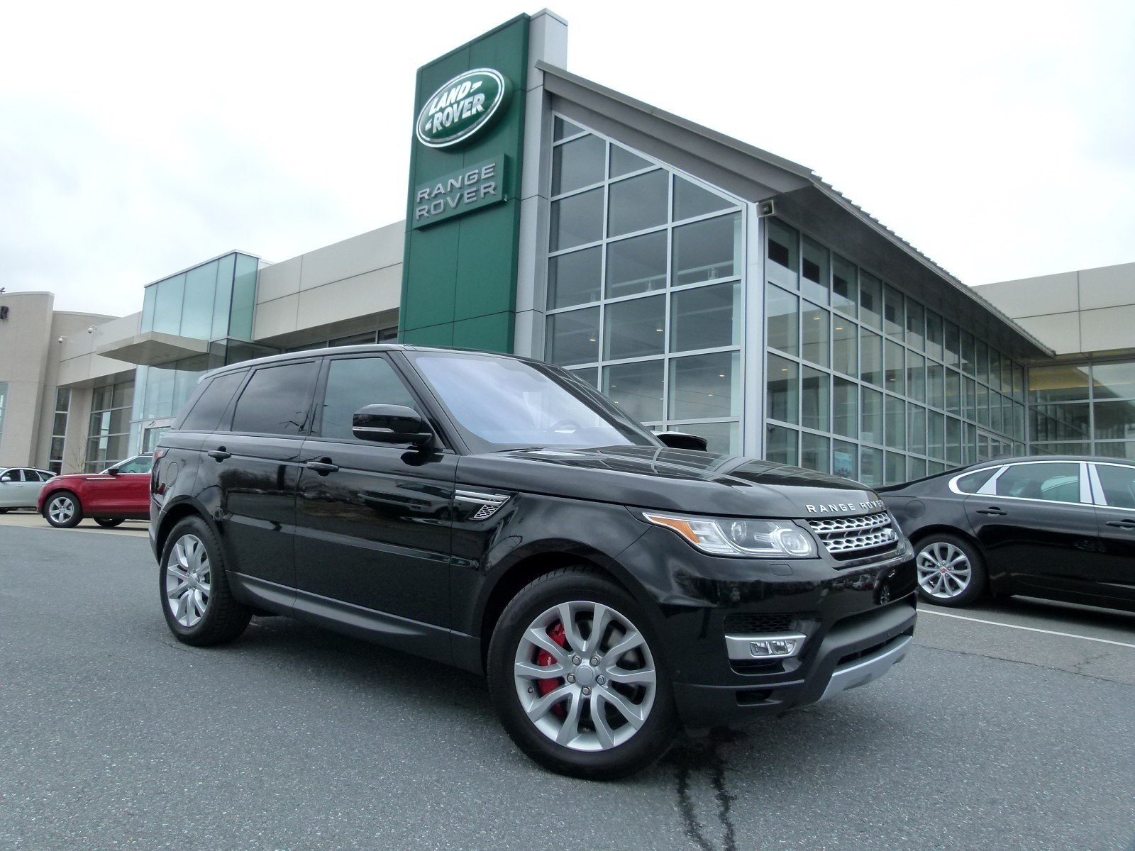 Pre Owned 2016 Land Rover Range Rover Sport V8 Sport Utility in