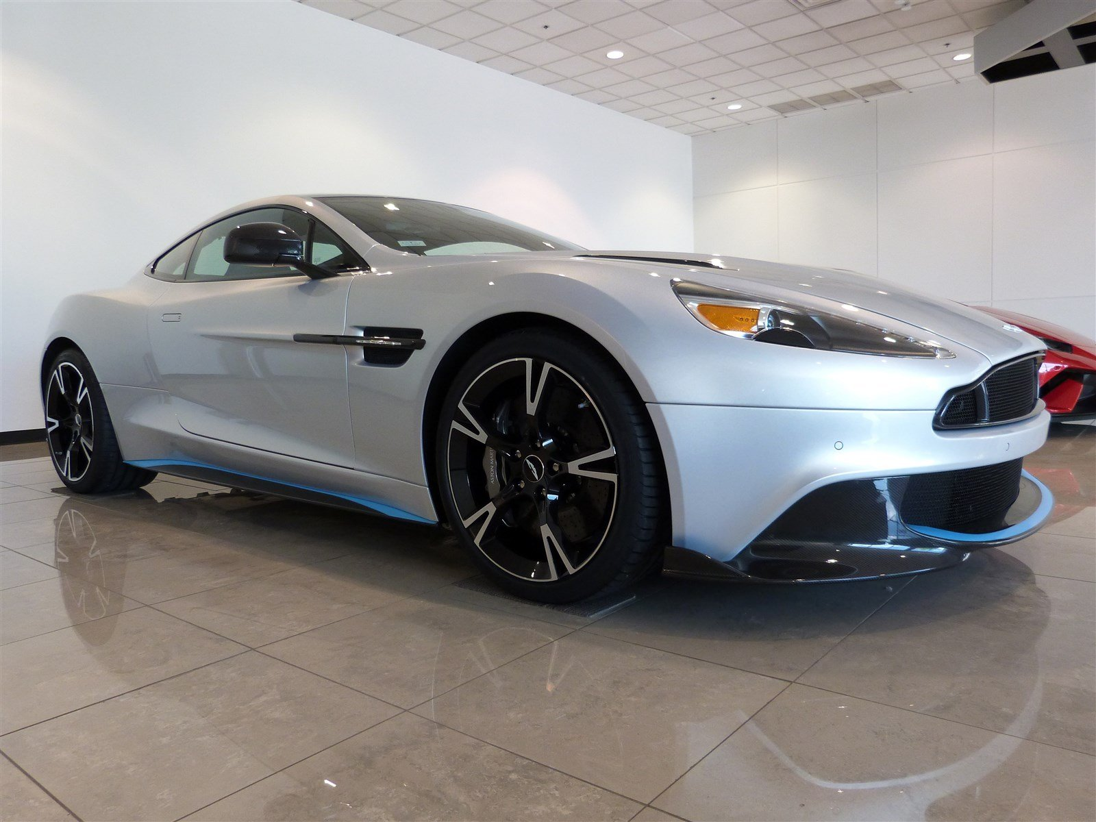 Pre Owned 2018 Aston Martin Vanquish S 2dr Car in Allentown AM