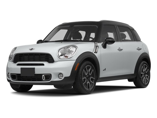 Pre-Owned 2013 MINI Cooper Countryman John Cooper Works ALL4