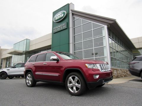 Pre-Owned 2013 Jeep Grand Cherokee Overland Summit