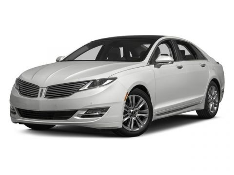 Pre-Owned 2015 Lincoln MKZ 4DR SDN AWD