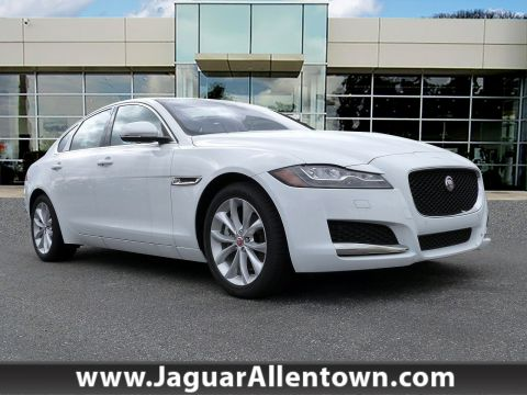 New 2018 Jaguar XF 20d Premium