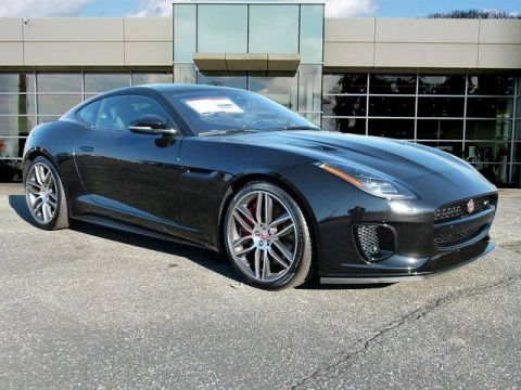 Pre-Owned 2018 Jaguar F-TYPE R-Dynamic