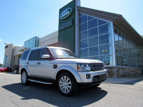 Pre-Owned 2016 Land Rover LR4 4DR 4WD