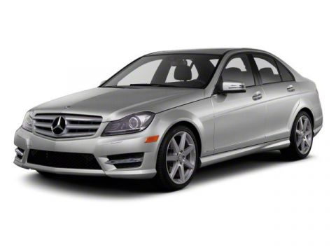 Pre-Owned 2012 Mercedes-Benz C-Class 4DR SDN C300 C 30