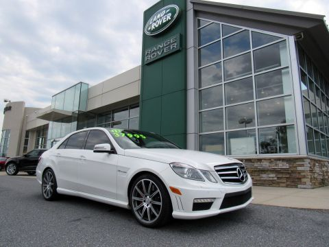Pre-Owned 2013 Mercedes-Benz E-Class E 63 AMG®